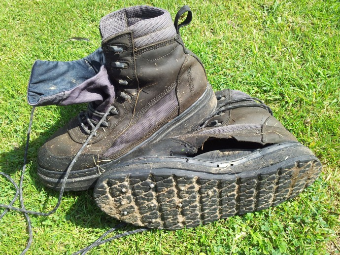 Simms Vapor Boot Review 1