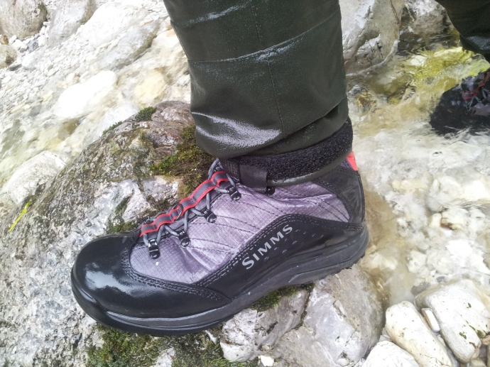 Simms Vapor Boot Review 2