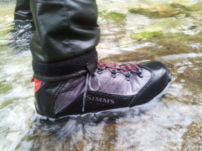 Simms Vapor Wading Boot Review