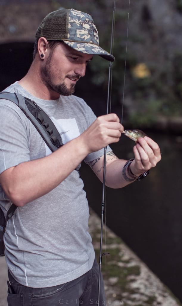 Urban Street Fishing London