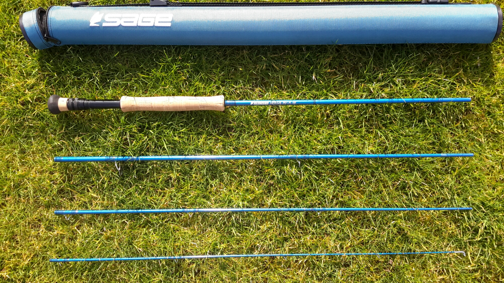 Sage Motive 9 9 Saltwater Fly Rod Review The