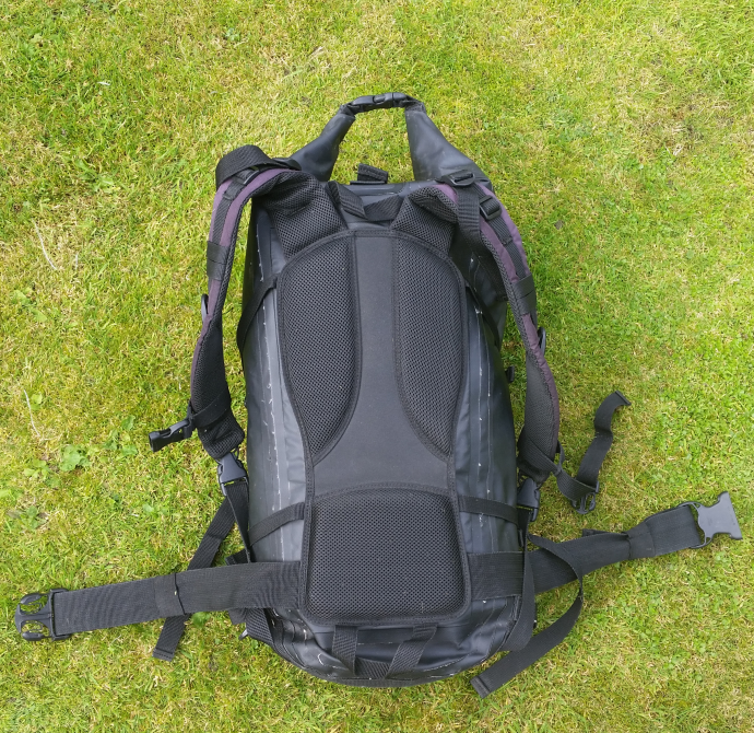 The padding on the HPA BassPack is comfortable and effective