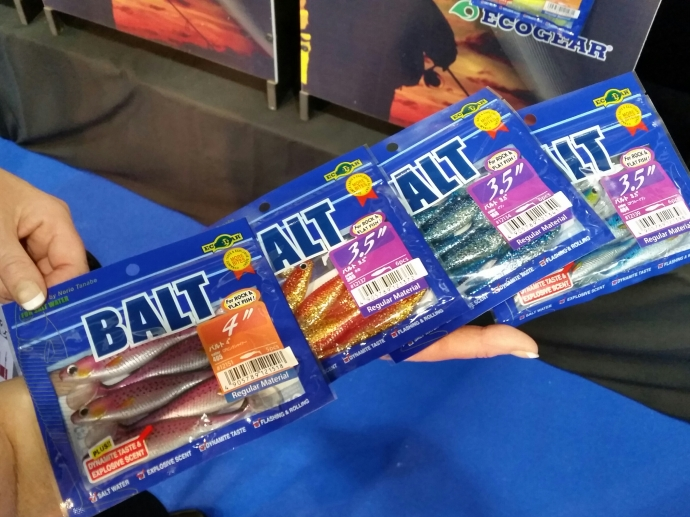 Super realistic, great action, ultra soft plastic and awesome colours - what's not to like about the Balt?
