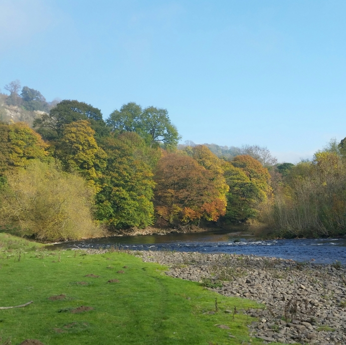 Location number two, making us realise why we love autumn grayling fishing