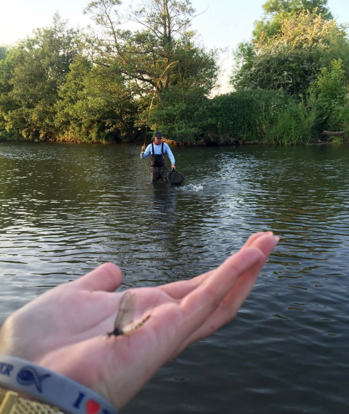 Derbyshire fishing guide midlands